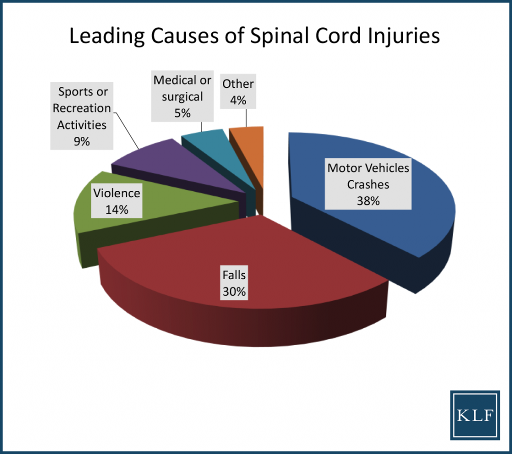 Leading Causes of Spinal Cord Injuries